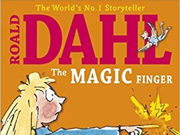 A guided reading comprehension resource pack of 7 lessons on 'The Magic Finger' by Roald Dahl