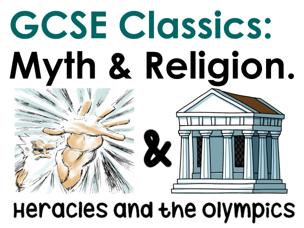 Myth and Religion: Heracles and the Olympics