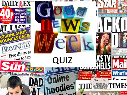 Weekly News Quiz and Puzzle wc 16/3/20