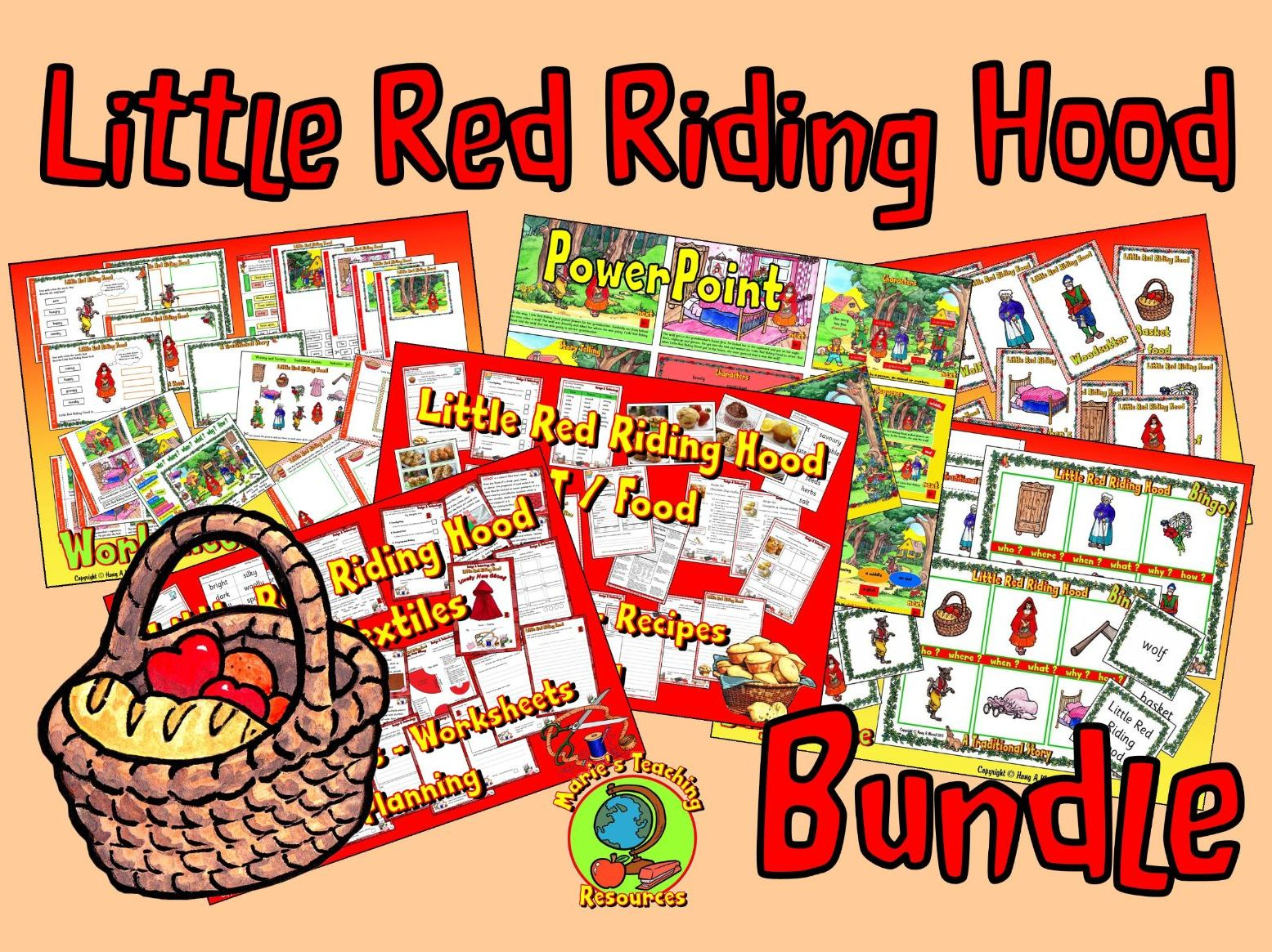 Little Red Riding Hood Bundle