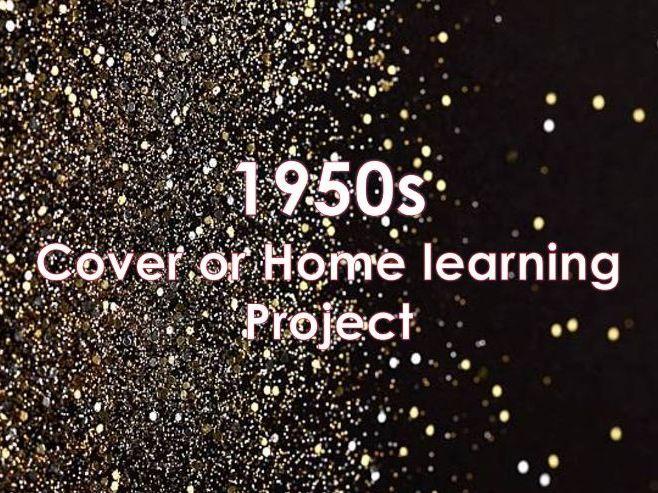 1950s - Music Through The Decades