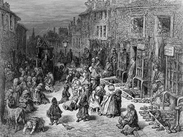 Medicine and disease in Industrial England