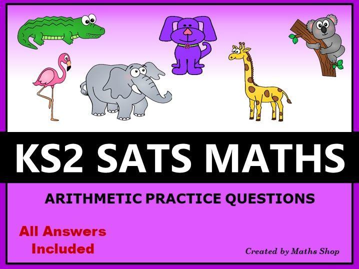 KS2 SATS Maths