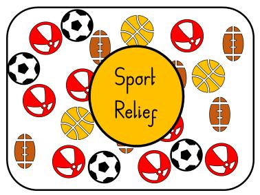 Sport Relief Resources