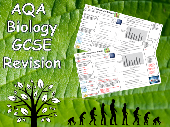 4.3.1 Communicable Diseases (Pathogens) - AQA Science Trilogy (Biology) Revision with Answers