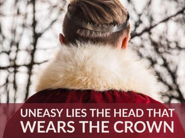 Henry V: The King VS The Dauphin