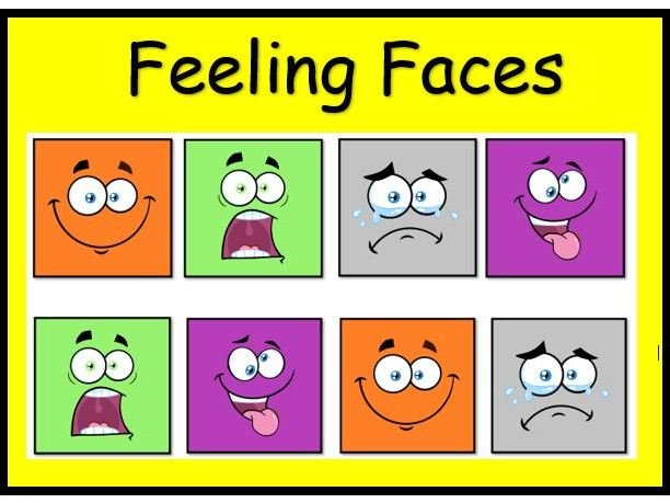 Feeling Faces to Match and Sort Game