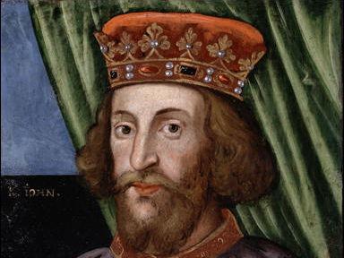 King John Interpretations