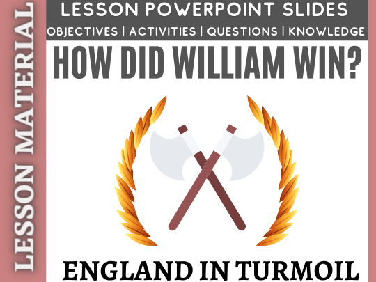 How Did William Win? – Normans