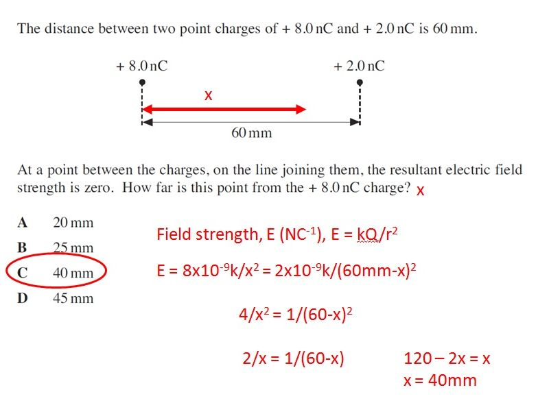 216 multiple choice & solutions AQA A-level Physics A2