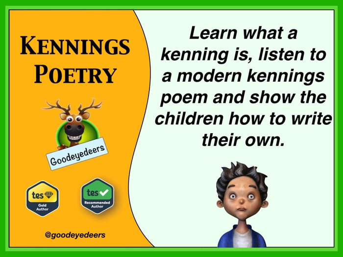 Writing Kennings Poetry
