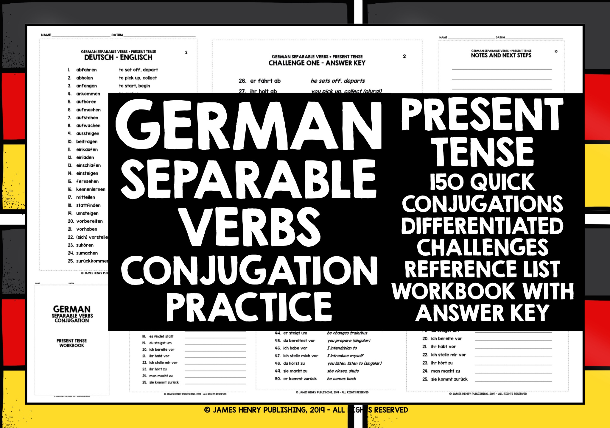 kennenlernen deutsch conjugation