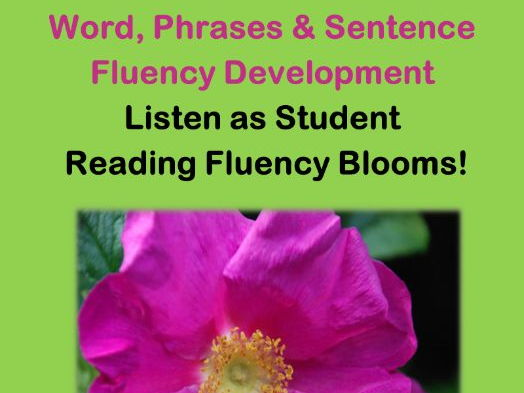 Know the Code: Word Lists; Phrases and Sentences for Reading Fluency Practice