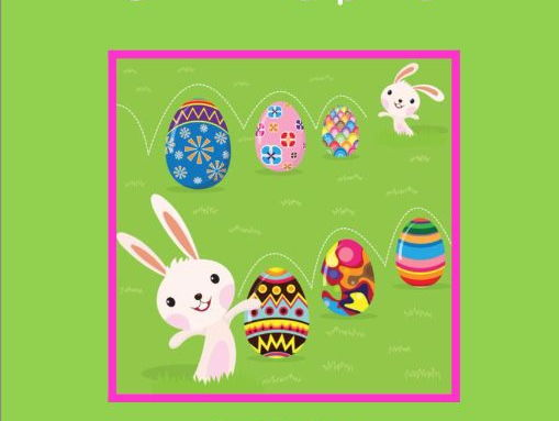 Easter Bunny Counting Song: A Spring or Easter Counting Song