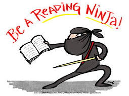 Literacy Ninjas: Whole School form time activity