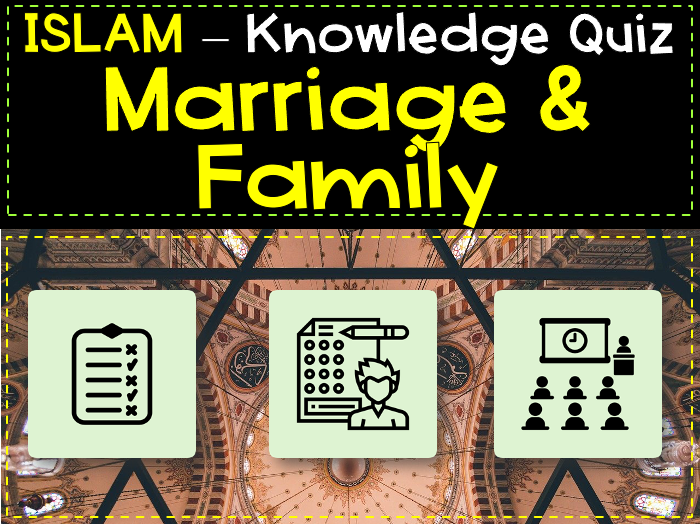 Islam Marriage and Family