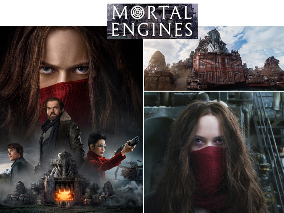 Mortal Engines Word Searches Chapters 1-6
