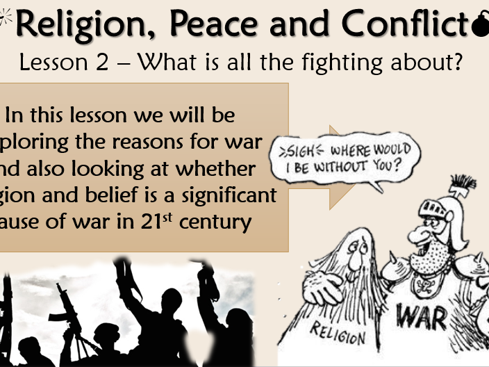 aqa re gcse religion  peace and conflict