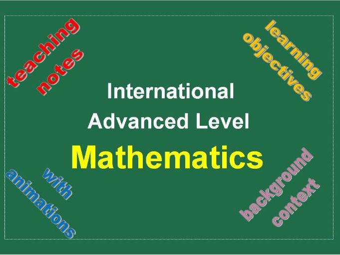 Pure Mathematics 2 PowerPoint Pack