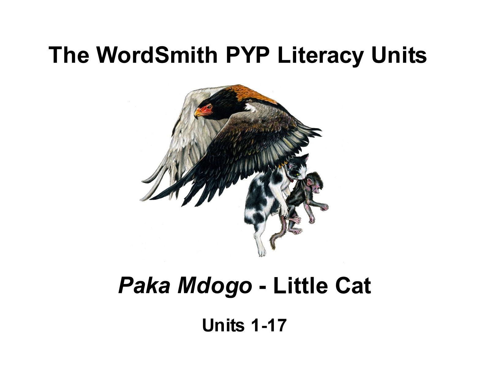 The WordSmith PYP Literacy Units 1-17