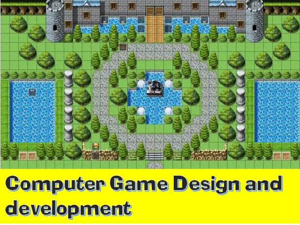 Computer Games Development - Unit of work