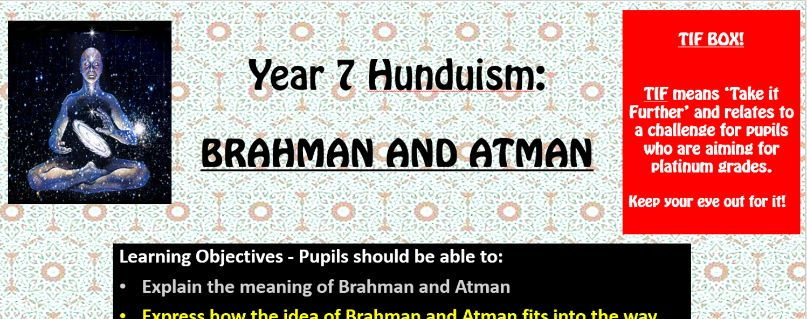 Hinduism: Brahman and Atman