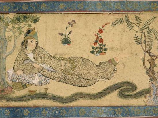Art History: Queen of Sheba