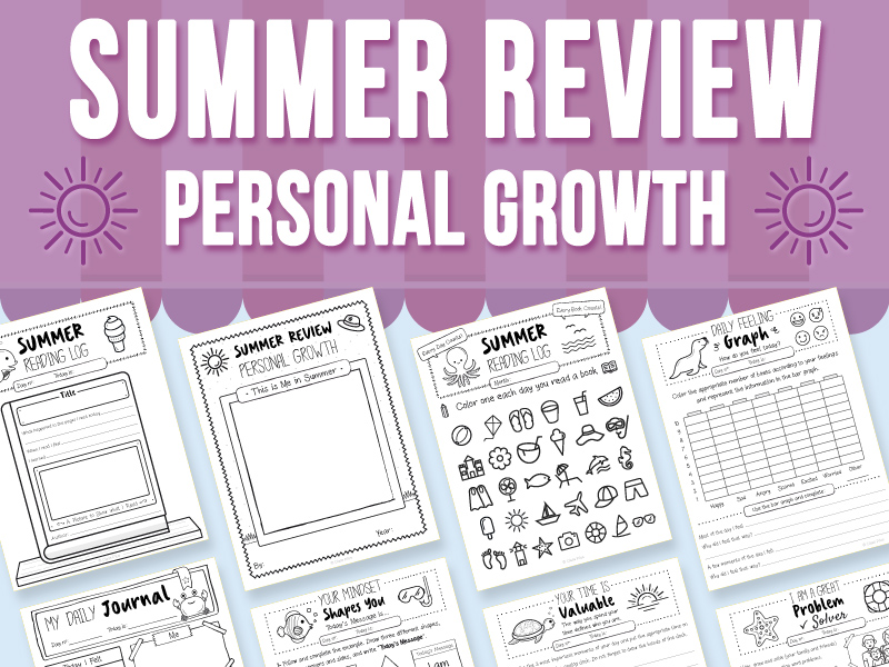 Summer Review - Personal Growth