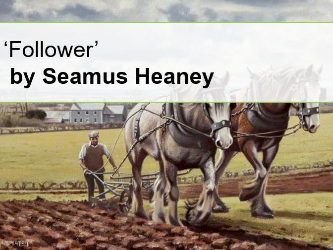 Follower by Seamus Heaney