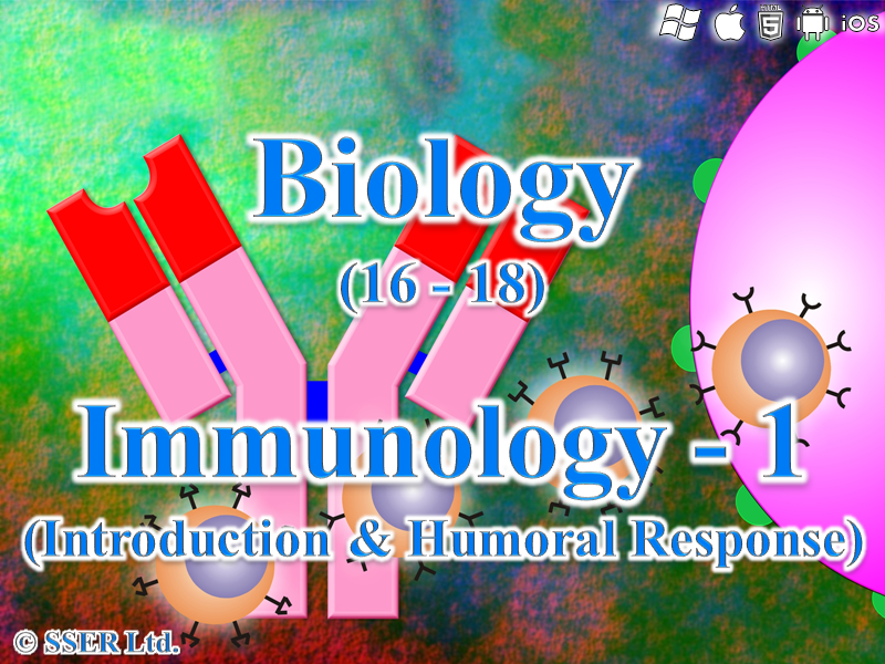 3.2.4 Immunology 1 - Introduction and Humoral Response