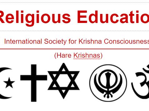 Introduction to the Hare Krishna (ISKCON)