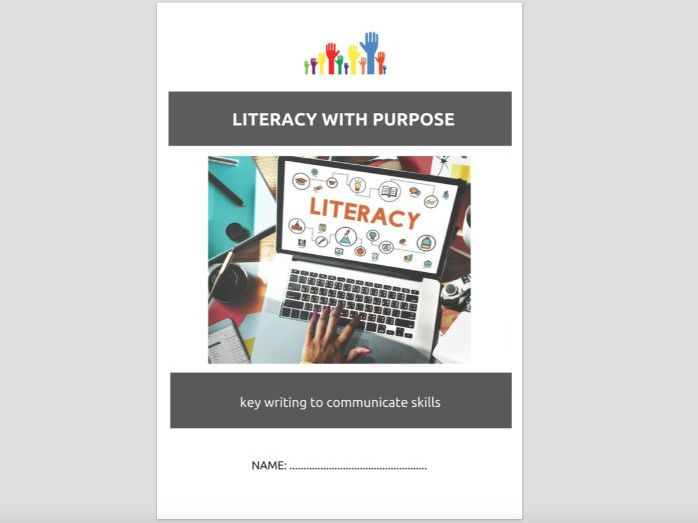 SPECIAL EDUCATION - LITERACY SKILLS (2) - WRITING TO COMMUNICATE workbooklet