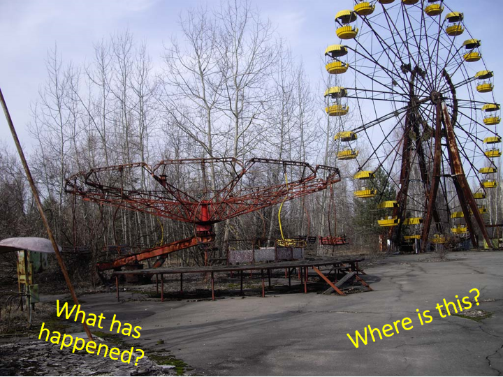 What happened in Chernobyl?