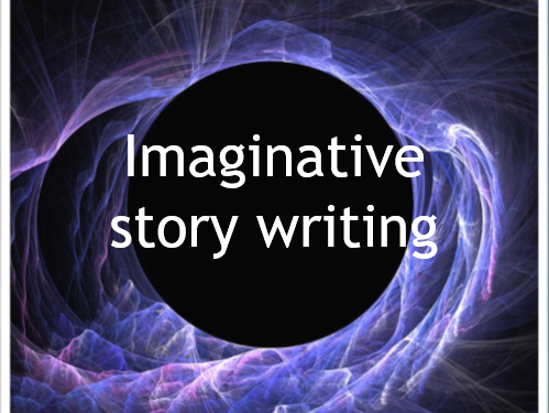 Imaginative Story Writing lesson plans and resources