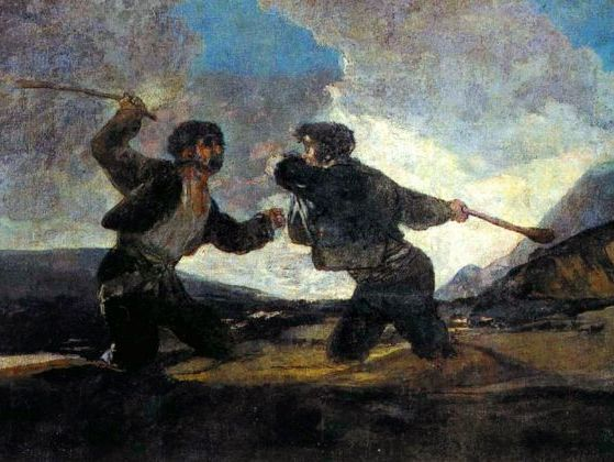 Francisco Goya quotes: on his painting art, etching & artist-life in Spain - for students and pupils