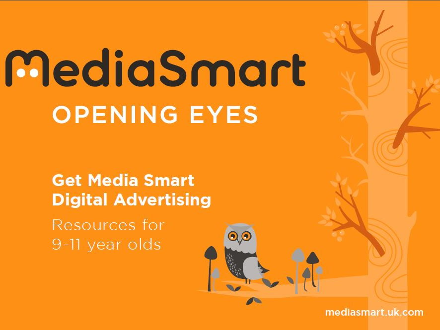 Digital Advertising Resources - 9 to 11 years