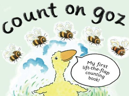 Count on Goz activity sheets bilingual French and English