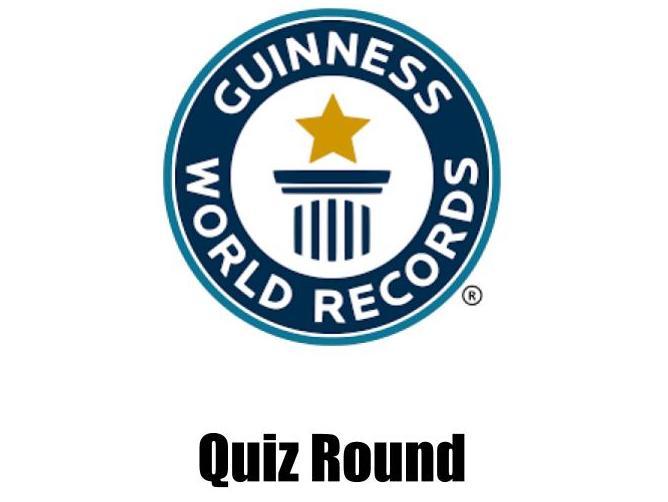 Guinness World Records Quiz