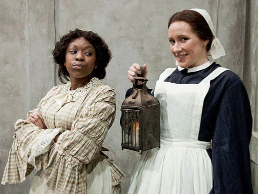 Florence Nightingale, Mary Seacole and Nineteenth Century Hospitals