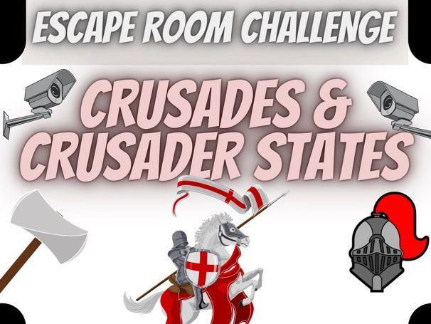 The Crusades Escape Room