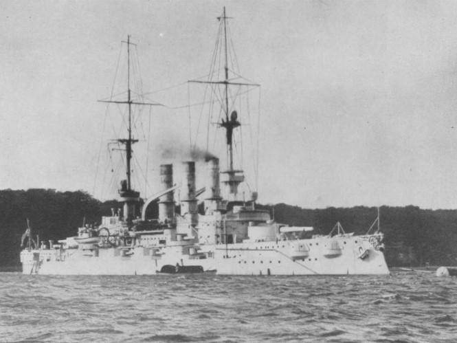 Navy Laws - AQA GCSE: Democracy and Dictatorship: Germany, 1890-1945