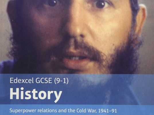 Cold War - GCSE History - Edexcel - Collapse of the USSR and Warsaw Pact (Lesson 30)