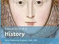 Elizabethan England - Revolt of the Northern Earl 9-1 recap/starter/revision sheet.