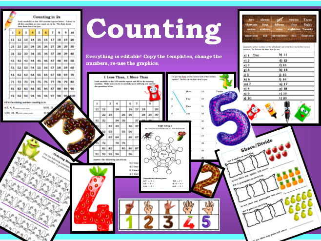Creative Counting