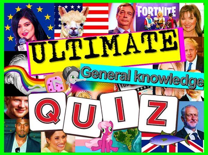 Tutor Time Quiz