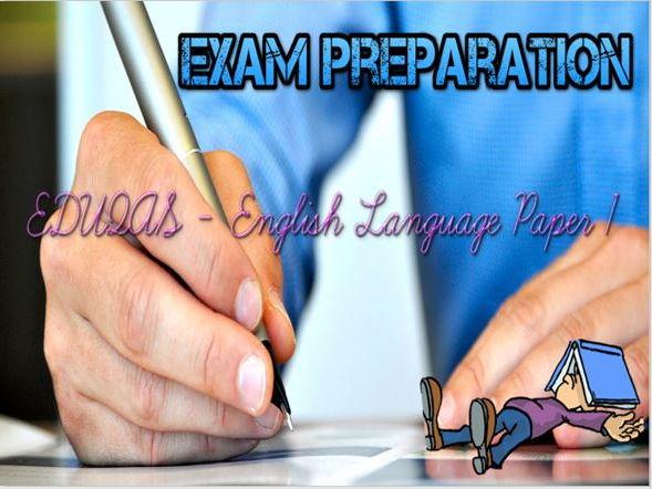 English Language Exam Lesson
