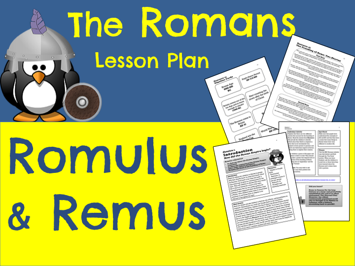 Romulus and Remus by KS2History - Teaching Resources - Tes