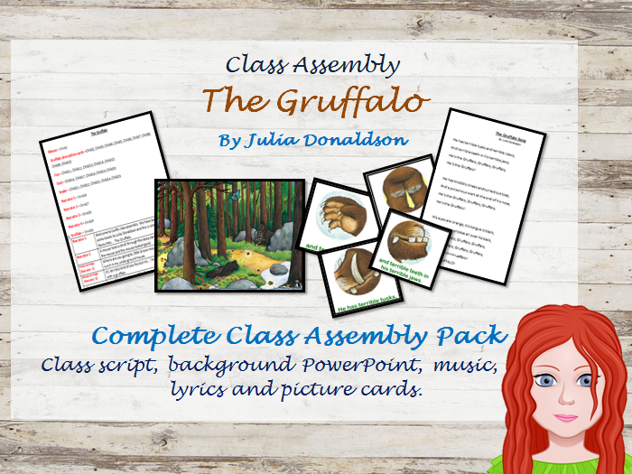 Gruffalo Class Assembly