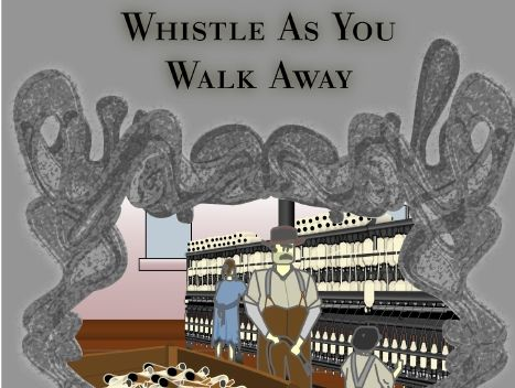 Sample Pages For Whistle As You Walk Away Play Script