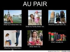 Reading Comprehension  ecrite GCSE AS sejour au pair